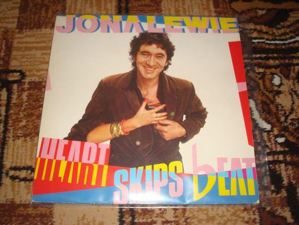 Płyty winylowe Jona Lewie-Heart Skips Beat