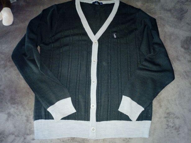 sweter rozpinany/ kardigan Ralph Lauren