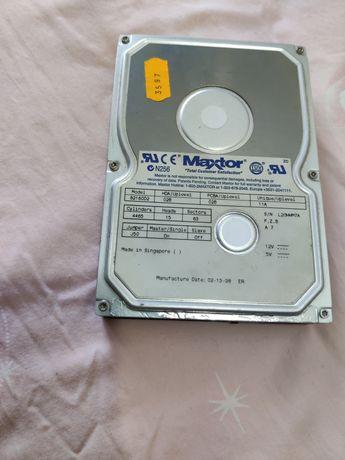 Продам старый жёсткий диск Maxtor N256 б/у недорого