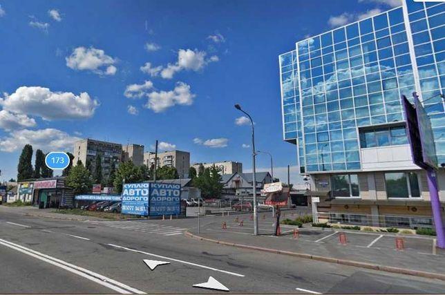 Фасадный участок Харьковское шоссе