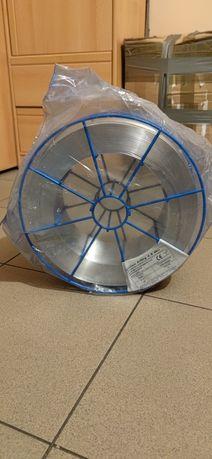 Spawalniczy drut aluminiowy UNION AIMg 4,5Mn fi 1,2 mm 7 kg - nowy!