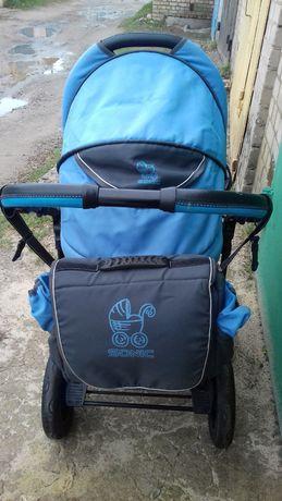 Продам детскую коляску SONIC В ид.сост