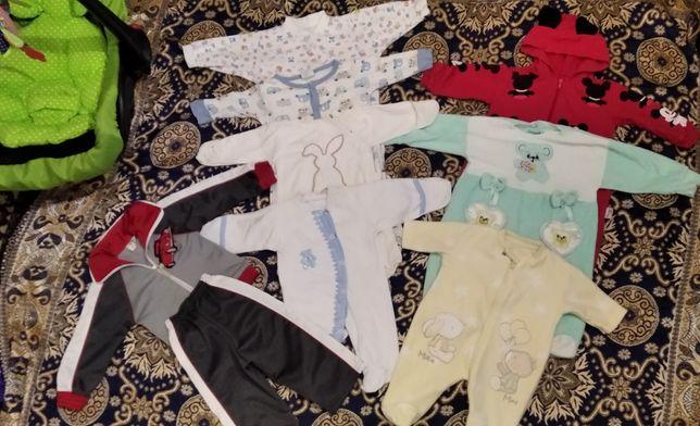 Пакет одежды для малыша