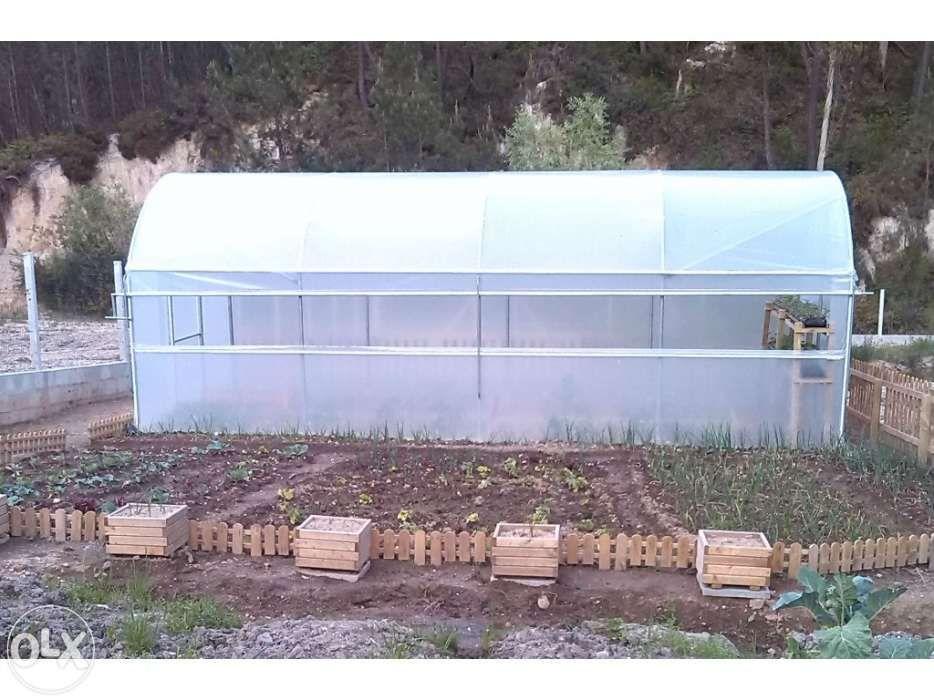 Vende-se estufa agrícola /A partir de: