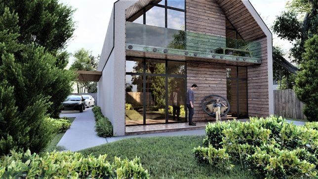 Продам дом в Лесной Буче