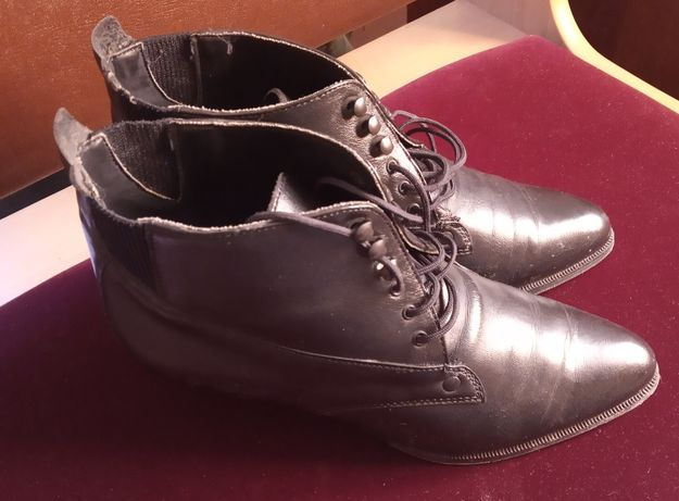 Ботинки женские 36р 24стелька