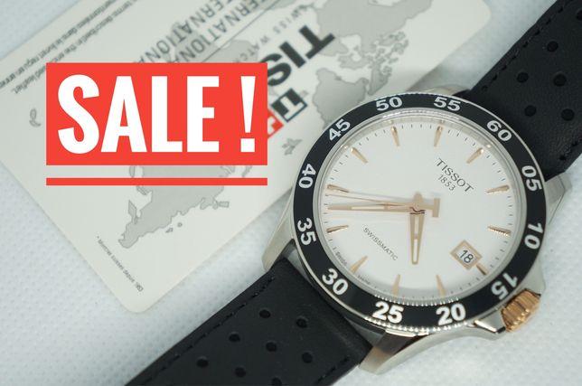 Мужские часы Tissot T106.407.26.031.00 Swissmatic/Механика/Оригинал
