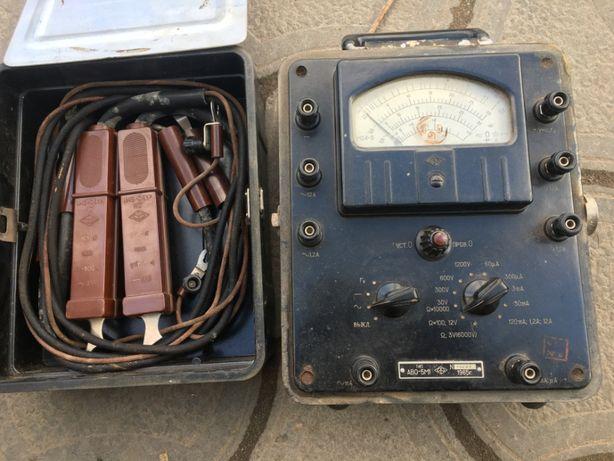 Радиоизмерительный прибор АВО-5М1 Ампервольтомметр