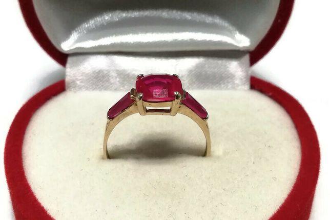 Wyrób Jubilerski Używany - Złoty pierścionek 2,19g