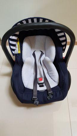 Nosidełko samochodowe dla niemowlaka