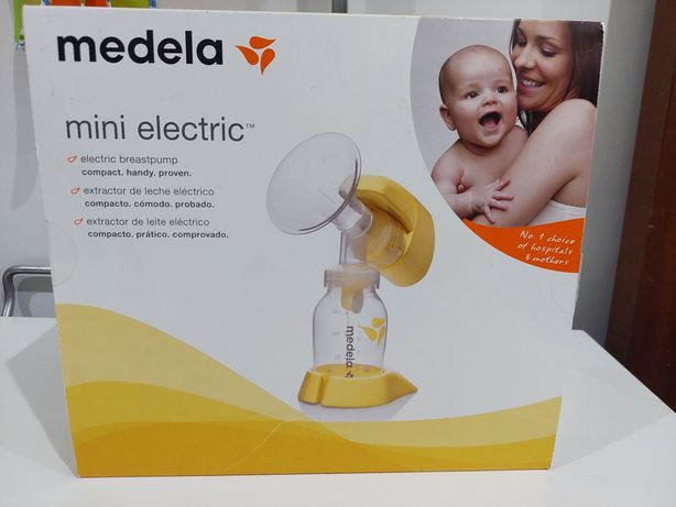 Bomba extratora leite MEDELA mini-electric