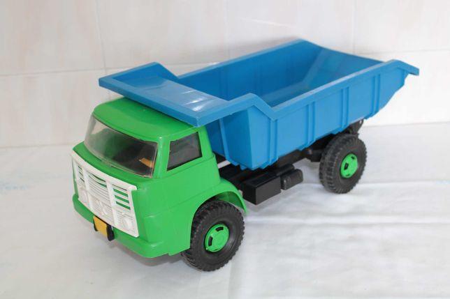 Raro brinquedo plástico português NEDINA camião Henschel