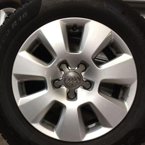 Aluminiowe koła letnie audi 225/60R16 pirelli okazja tania wysyłkaKuri
