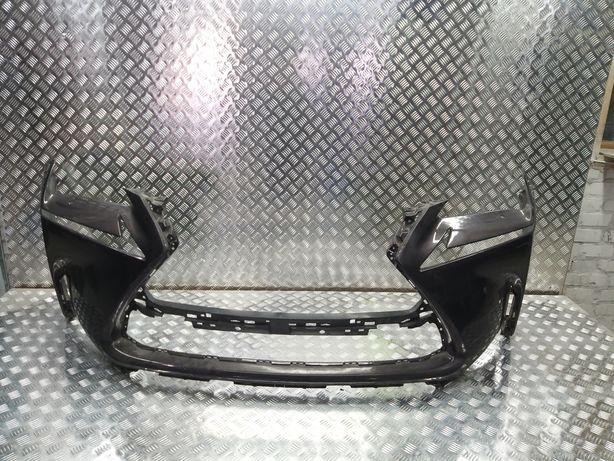 Бампер передний на Lexus NX 2014-2018г дорестайлинг.
