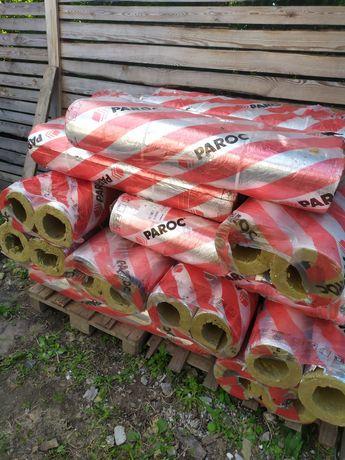 Цилиндры PAROC HVAC Section AluCoat T