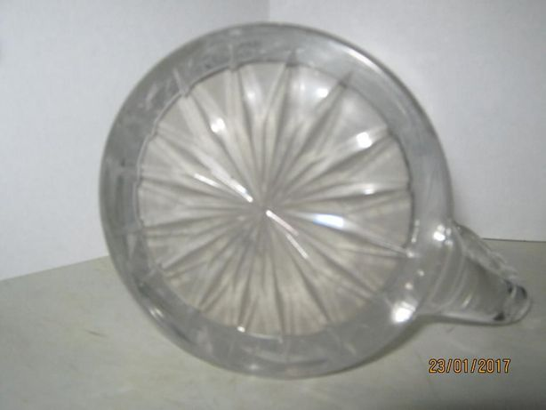 Бокал СССР, 0,3 литра, резной, стекло