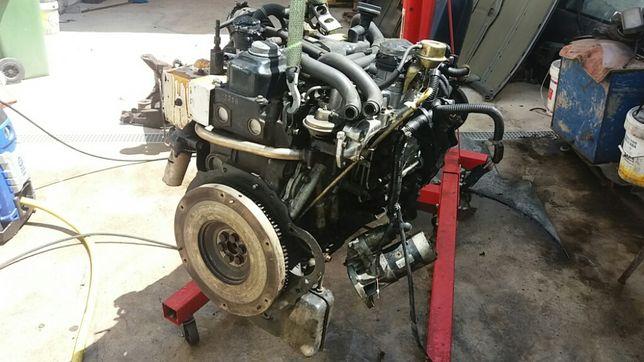 Motor Nissan terrano II 2.7 tdi