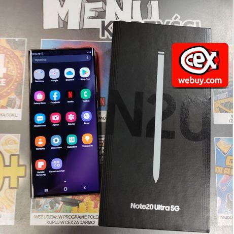 Samsung Galaxy Note 20 Ultra 5G 256GB Biały- Dwuletnia gwarancja!!!