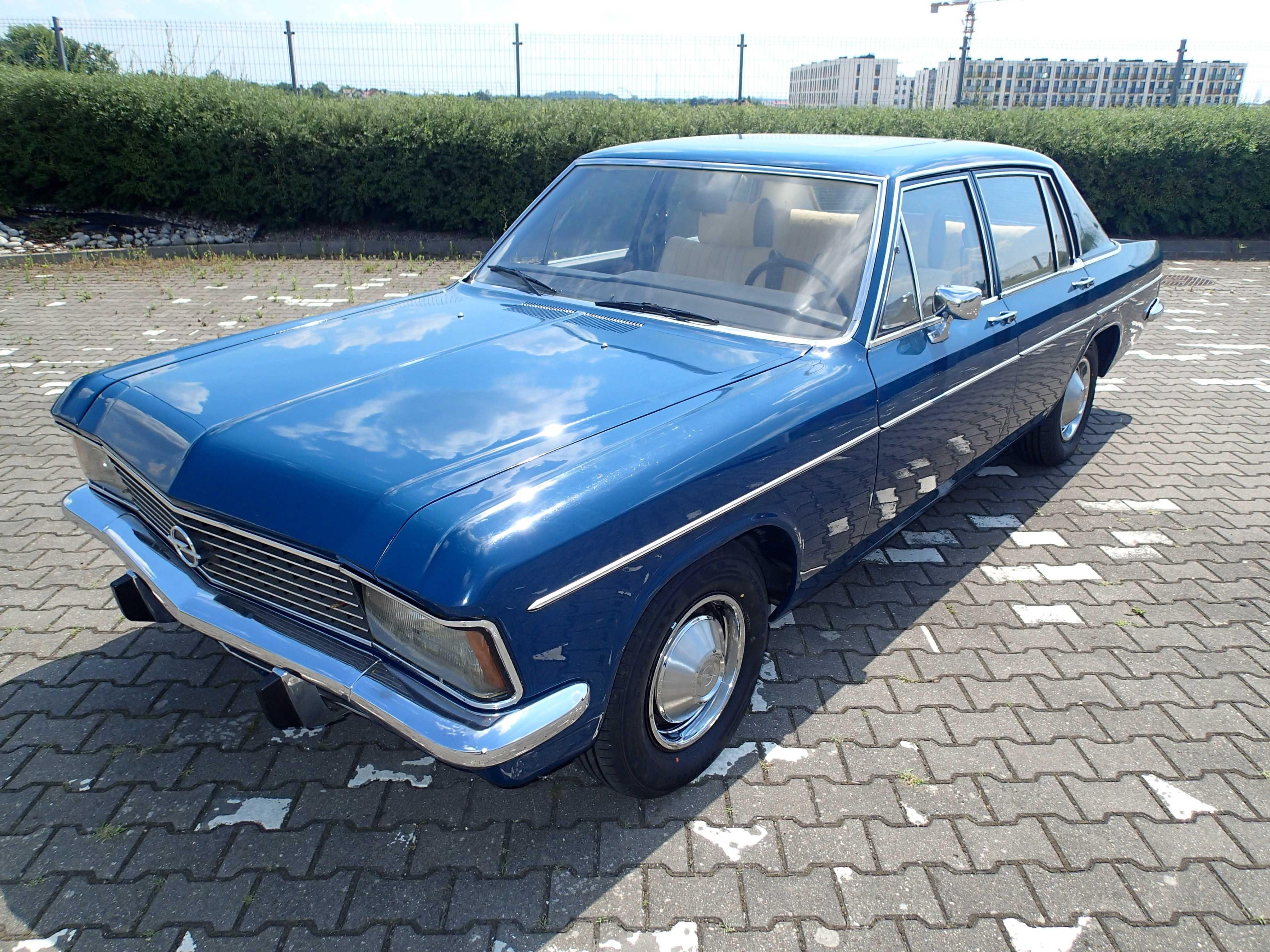 Opel Admirał 1967r.