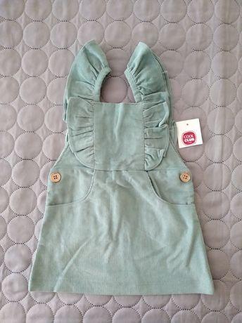 Nowa sukienka rozmiar 68