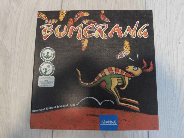 Bumerang * planszowa dla 3-5 graczy od 8 lat (zarezerwowana)