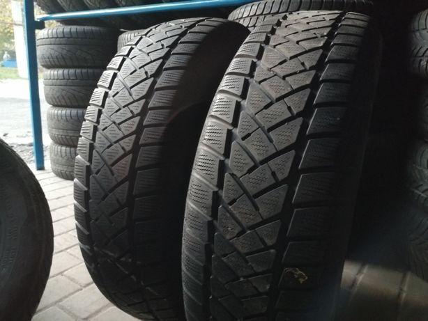 зима 215/70/R16 6,4мм Dunlop 2шт Зимняя резина