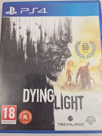 Gra PS4 Dying Light PL   Plus Lombard Grottgera