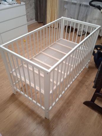 Детская кроватка IKEA Gulliver
