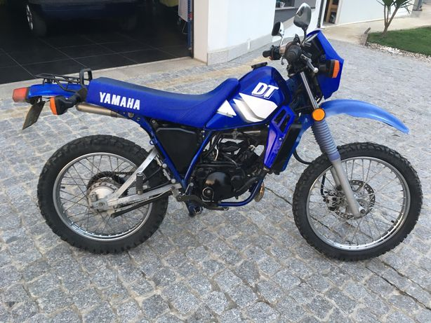 Yamaha DT50 LCDE