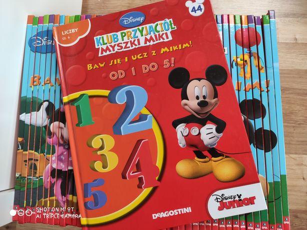Klub Przyjaciół Myszki Miki. Disney. Pełna kolekcja książek