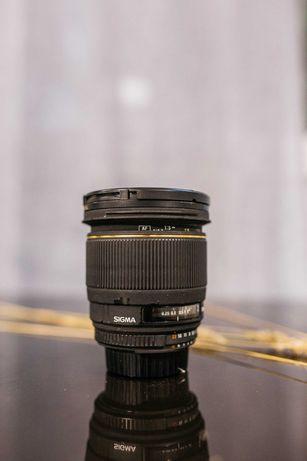 Объектив Sigma AF 24mm F1.8 EX
