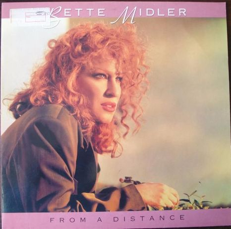 Bette Midler ‎– From A Distance - 1990 - пластинка