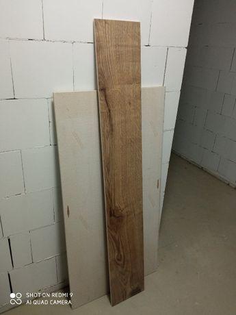 Płytki Wood Grain red STR 149,8x23 GI