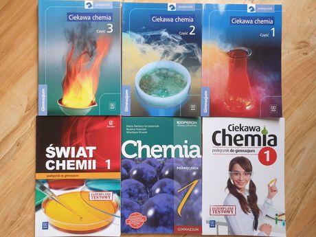 Pomoce nauczyciela podręczniki Chemia