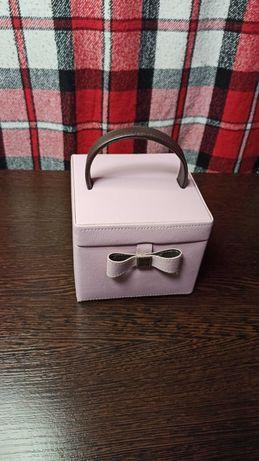 Шкатулка - сумка, органайзер для украшений (косметики) Boutique.
