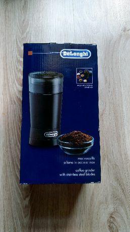 NOWY Elektryczny Młynek do kawy DeLonghi KG200 młynek do przypraw