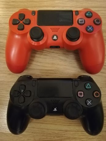 PS4 PAD kontroler playstation 4 czarny lub czerwony