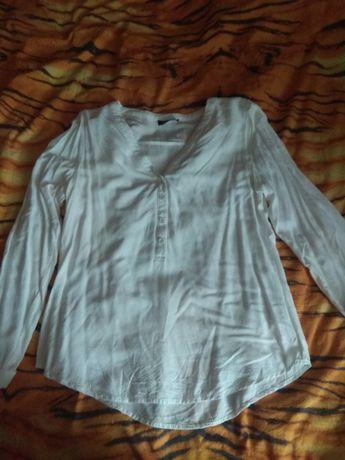 Продам рубашку белую