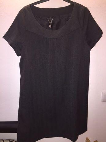 Vestido preto como NOVO Mystic Nº 44