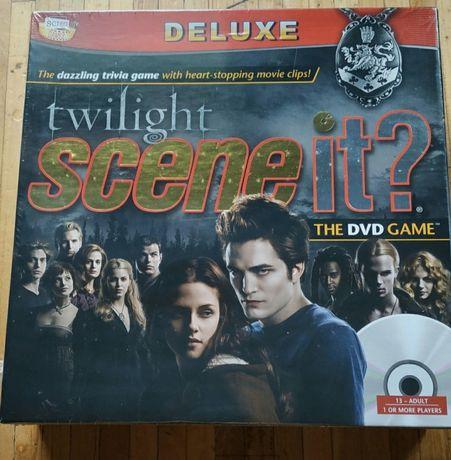 Scene it? Twilight || gra DVD planszowa saga zmierzch wampiry y2k