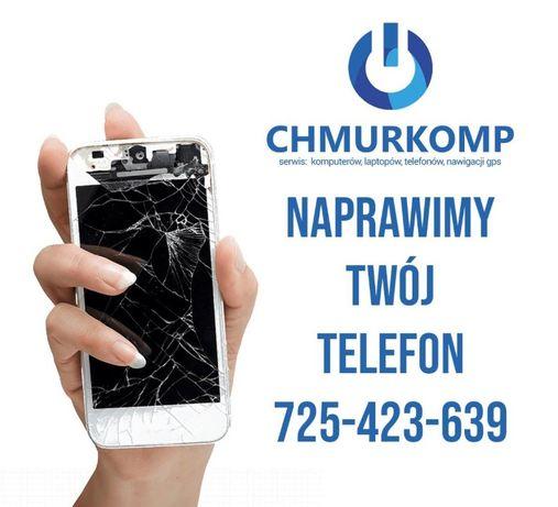 Profesjonalny serwis telefonów/tabletów CHMURKOMP