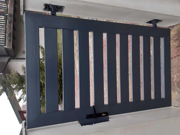 Ogrodzenia bramy panelowe