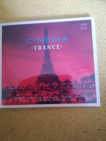 Płyta CD Cinema  France (W FOLII (