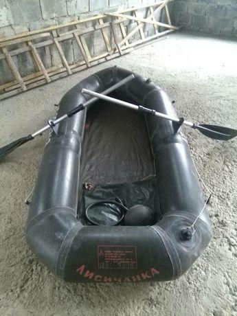 Резинова лодка Лисичанка двох місна