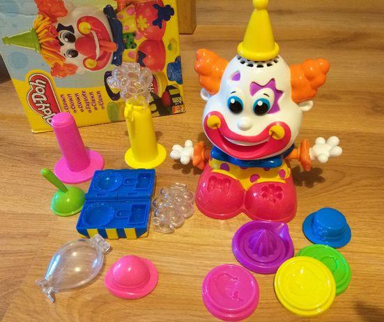 Play Doh klaun
