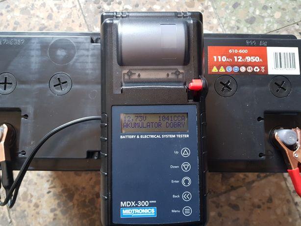 Akumulator 110Ah 1050A mała skrzynka 3lata gwarancji