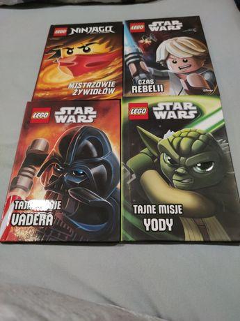 Książki  serii Lego