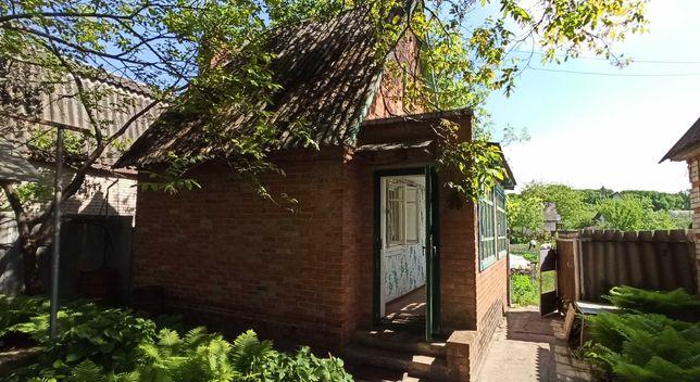 Уютная дача в живописном месте на берегу Псла