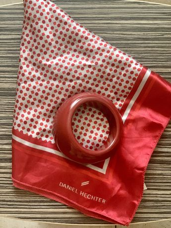 Набор платочек и браслет