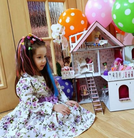 Настоящий домик лол кукольный домик лол omg набор зд пазл